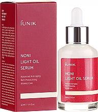 Parfumuri și produse cosmetice Ser facial - iUNIK Noni Light Oil Serum