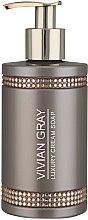 Parfumuri și produse cosmetice Săpun lichid - Vivian Gray Brown Crystals Luxury Cream Soap