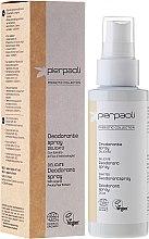 Parfumuri și produse cosmetice Deodorant - Pierpaoli Prebiotic Collection Deodorant Spray