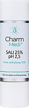 Parfumuri și produse cosmetice Acid salicilic 25% - Charmine Rose Charm Medi Salicylic Acid 25%