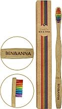 Parfumuri și produse cosmetice Periuță de dinți din bambus - Ben&Anna Bamboo Toothbrush