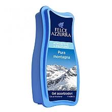 Parfumuri și produse cosmetice Odorizant de aer - Felce Azzurra Gel Air Freshener Pura Montagna