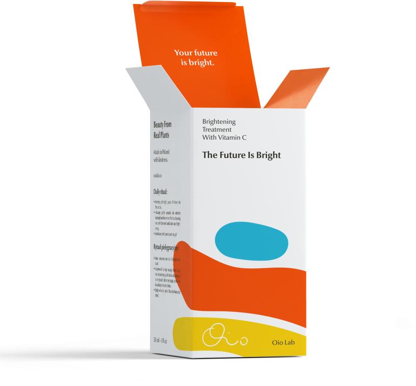 Ser facial - Oio Lab The Future is Bright Brightening Treatment With Vitamin C — Imagine N5