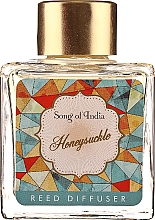 "Parfumuri și produse cosmetice Difuzor aromatic ""Honeysuckle"" - Song of India"
