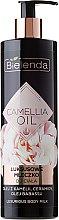 Lăptișor pentru corp - Bielenda Camellia Oil Luxurious Body Milk — Imagine N1