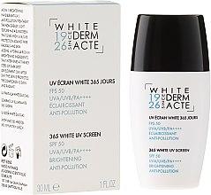 Parfumuri și produse cosmetice Cremă iluminatoare protectoare 365 zile - Academie White Uv Screen SPF 50