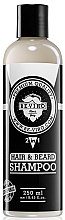 Parfumuri și produse cosmetice Șampon pentru păr și barbă - Be-Viro Men's Only Hair & Beard Shampoo