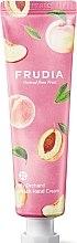 Parfumuri și produse cosmetice Cremă nutritivă pentru mâini - Frudia My Orchard Peach Hand Cream