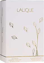 Parfumuri și produse cosmetice Lalique Eau de Parfum - Set (edp/50ml + b/balm/150ml)