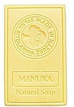 "Parfumuri și produse cosmetice Săpun natural ""Manuka""  - Stara Mydlarnia Body Mania Manuka Soap"