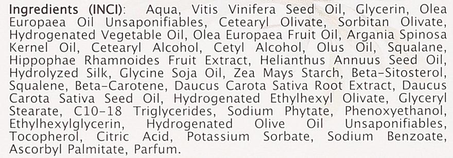 Cremă nutritivă de noapte, cu extract de cătină albă - Ava Laboratorium BIO Seabuckthorn Cream — Imagine N4