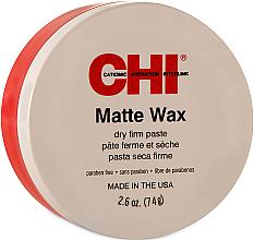 Parfumuri și produse cosmetice Pastă pentru finisare și structurare - CHI Thermal Styling Matte Wax