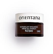 Parfumuri și produse cosmetice Cremă de zi pentru față - Orientana Reishi Cream