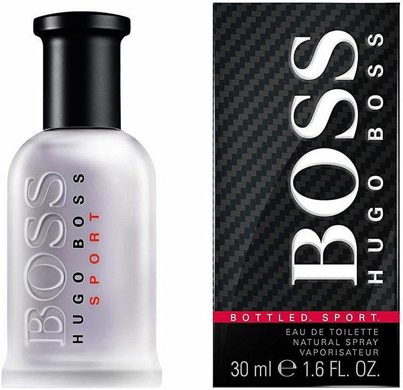 Hugo Boss Boss Bottled Sport - Apă de toaletă — Imagine N3