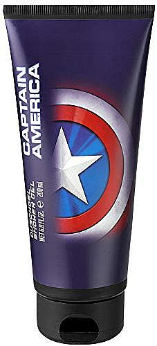Gel de duș - Marvel Captain America Shower Gel