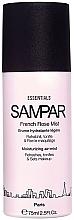 Parfumuri și produse cosmetice Spray revigorant pentru față și corp - Sampar French Rose Mist