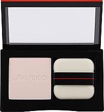 Parfumuri și produse cosmetice Pudră matifiantă pentru față - Shiseido Synchro Skin Invisible Silk Pressed Powder