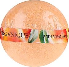 """Bilă efervescentă """"Mango"""" - Organique Bath Bomb Mango — Imagine N1"""