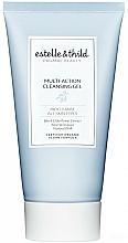 Parfumuri și produse cosmetice Gel de curățare pentru față - Estelle & Thild Biocleanse Multi-Action Cleansing Gel