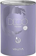 Parfumuri și produse cosmetice Pudră decolorantă - Vitality's Deco Free Hand