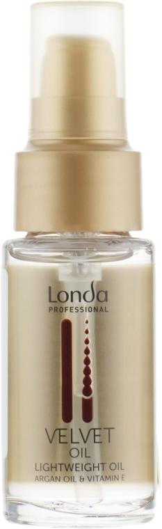 Ulei de argan pentru păr - Londa Professional Velvet Oil Lightweight Oil