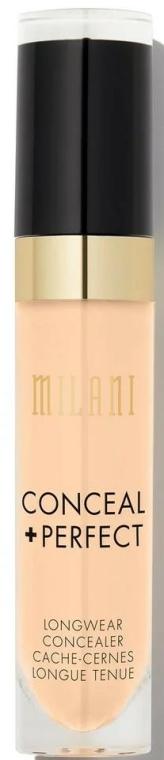 Concealer - Milani Conceal + Perfect Longwear Concealer