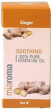"Parfumuri și produse cosmetice Ulei esențial ""Ghimbir"" - Holland & Barrett Miaroma Ginger Pure Essential Oil"