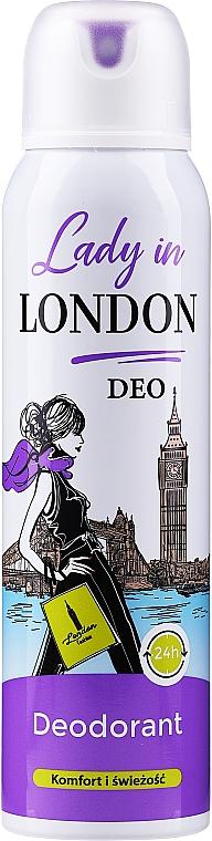 Deodorant - Lady In London Deodorant