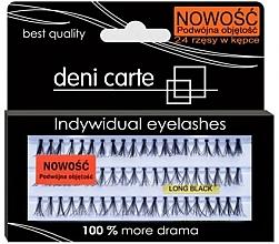 Parfumuri și produse cosmetice Gene false, volum dublu - Deni Carte Fake Eyelashes DL