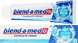 Parfumuri și produse cosmetice Pată de dinți - Blend-a-med Complete Fresh Long Lasting Fresh