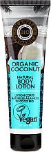Parfumuri și produse cosmetice Loțiune de corp - Planeta Organica Organic Coconut Natural Body Lotion