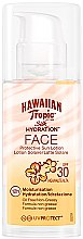 Parfumuri și produse cosmetice Cremă de protecție solară pentru față - Hawaiian Tropic Silk Hydration Face With SPF 30