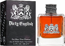 Juicy Couture Dirty English for Men - Apă de toaletă — Imagine N2