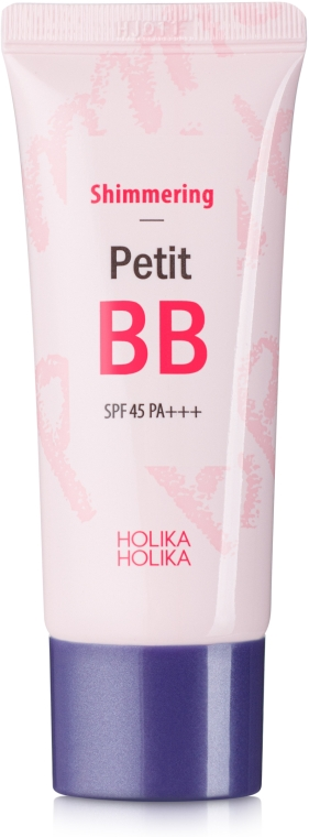BB Cream - Holika Holika Shimmering Petit BB Cream SPF45
