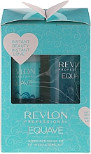 Set - Revlon Professional Equave Hydro Detangling Kit (h/shanp/250ml+h/cond/200ml) — Imagine N1