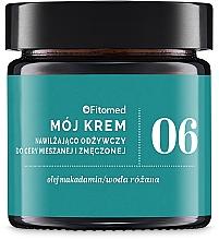 Parfumuri și produse cosmetice Cremă cu ulei din germeni de grâu - Fitomed Cream With Wheat Germ Oil Nr6