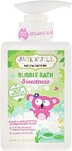 """Parfumuri și produse cosmetice Spumă de baie """"Revitalizare"""" - Jack N' Jill Bubble Bath Sweetness"""