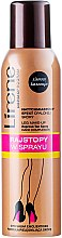 Parfumuri și produse cosmetice Spray autobronzant pentru ten închis - Lirene Leg Make-Up Fair Tan Spray