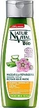 Parfumuri și produse cosmetice Mască regenerantă pentru păr - Natur Vital Bio Repair Hair Mask