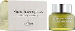 Parfumuri și produse cosmetice Cremă de față - The Skin House Natural Balancing Cream