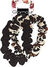 Parfumuri și produse cosmetice Set elastice de păr, 417618 - Glamour