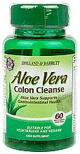 "Parfumuri și produse cosmetice Supliment alimentar ""Aloe Vera"" - Holland & Barrett Aloe Vera Colon Cleanse"