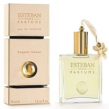 Parfumuri și produse cosmetice Esteban Angelic Flower - Apă de toaletă (tester fără capac)