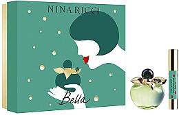 Parfumuri și produse cosmetice Nina Ricci Bella - Set (edt/50ml + lipstick/2.5ml)