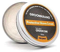 Parfumuri și produse cosmetice Cremă de ras - Groomarang Luxury Protective Shave Cream