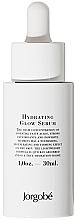 Parfumuri și produse cosmetice Ser hidratant pentru strălucirea feței - Jorgobe Hydrating Glow Serum