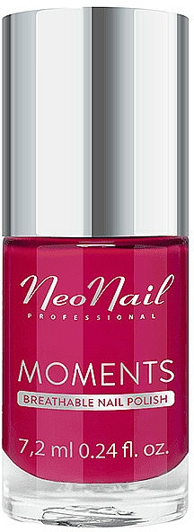 Lac de unghii - NeoNail Professional Moments Breathable Nail Polish — Imagine N1