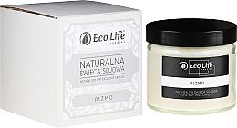 "Parfumuri și produse cosmetice Lumânare parfumată ""Musk"" - Eco Life Candles"