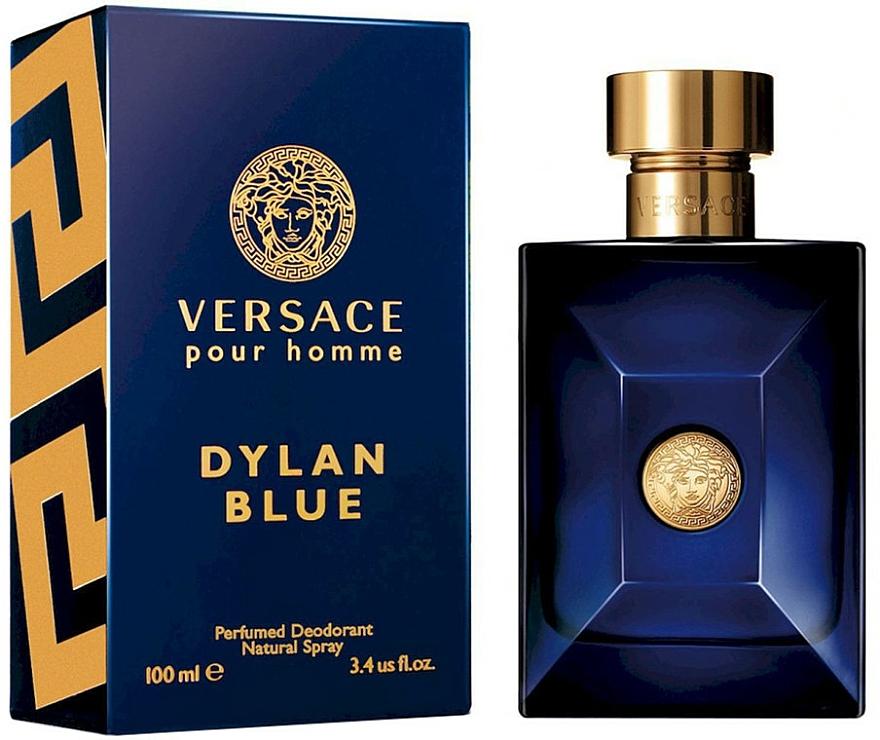 Versace Pour Homme Dylan Blue - Deodorant spray