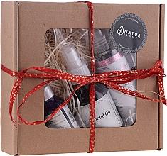 Parfumuri și produse cosmetice Set - Natur Planet (oil/100ml + f/water/100ml + ser/30ml)